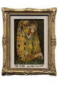 "Magnet ""The Kiss"" von Gustav Klimt"